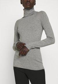 MAX&Co. - DIEDRO - Jumper - medium grey - 4