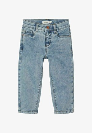 Jeans Relaxed Fit - light-blue denim