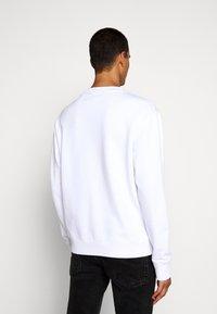 Just Cavalli - FELPA - Sweatshirt - white - 2