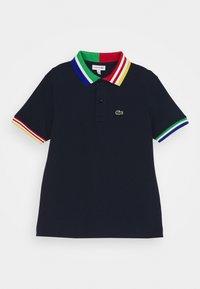 Lacoste - Polo shirt - navy blue - 0