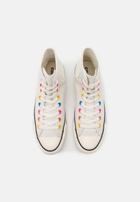 Converse - CHUCK TAYLOR ALL STAR MY STORY - Baskets montantes - egret/hyper pink/black - 5