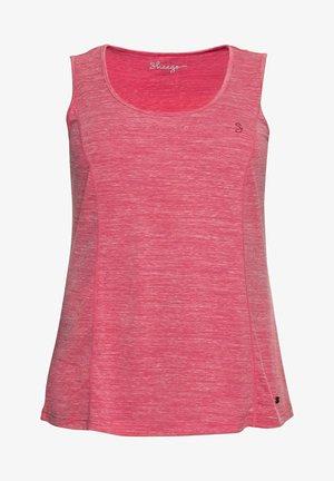 Sportshirt - mottled pink