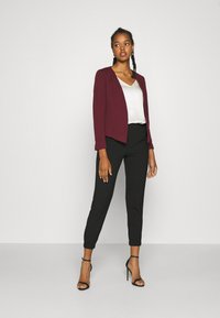 ONLY - ONLANNA - Blazer - windsor wine - 1