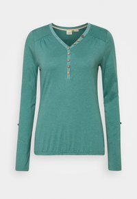 Ragwear - PINCH ORGANIC - Long sleeved top - dusty green - 0