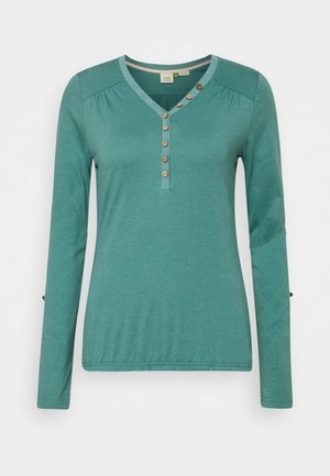 PINCH ORGANIC - Topper langermet - dusty green