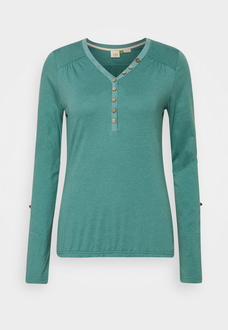 Ragwear - PINCH ORGANIC - Long sleeved top - dusty green