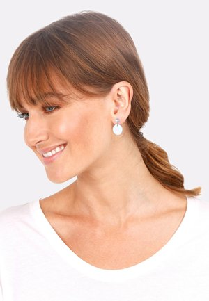 KREIS - Earrings - silber