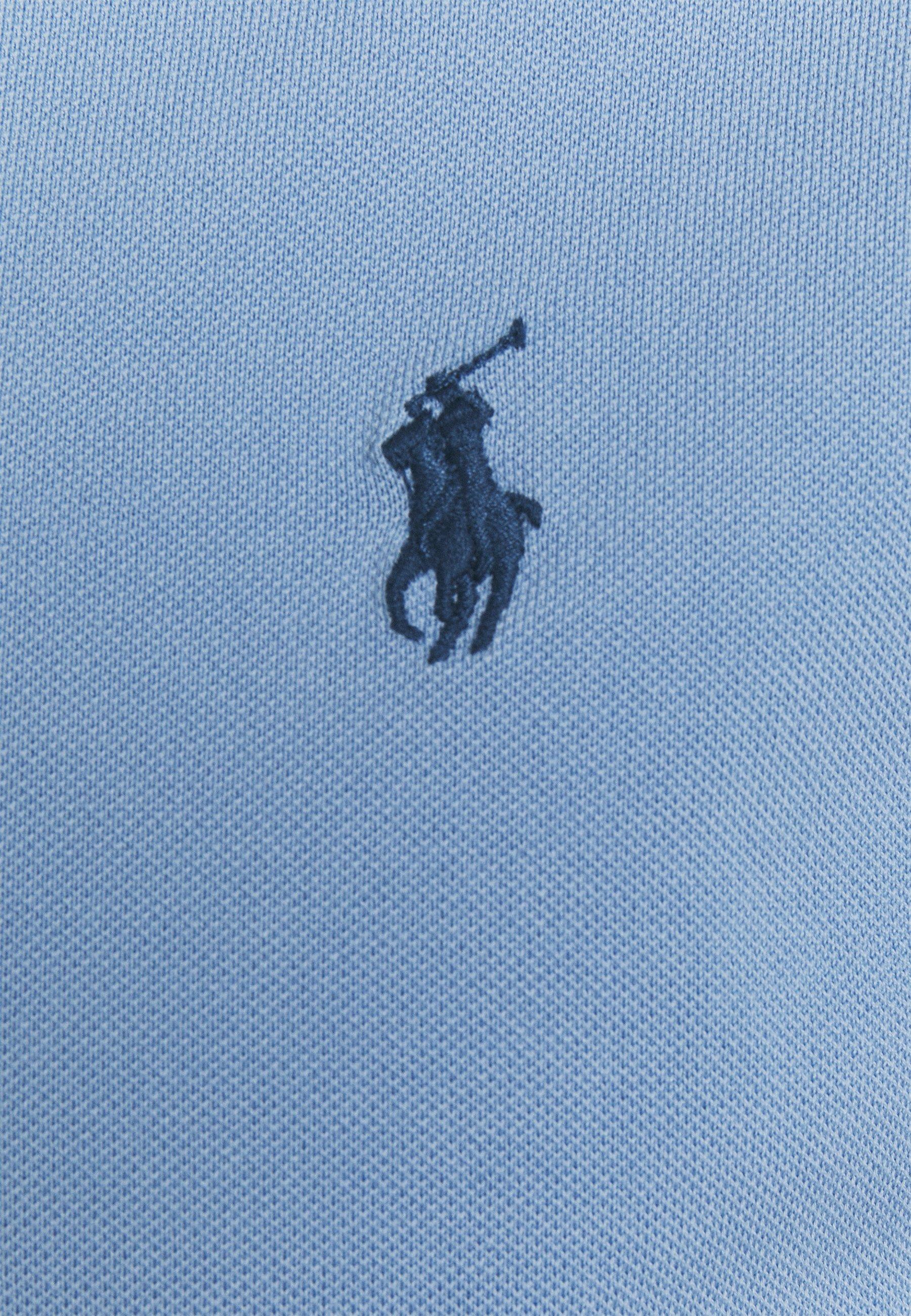 Men SLIM-FIT STRETCH MESH POLO - Polo shirt