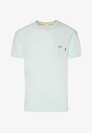 HOBBES  - Print T-shirt - blue acid