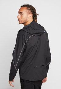 The North Face - M FLIGHT FUTURELIGHT JACKET - Giacca hard shell - black - 2