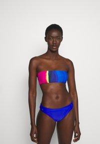 Polo Ralph Lauren - BANDEAU BRA - Bikini top - multi color - 1