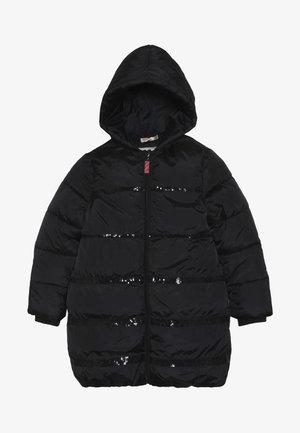 Winterjas - dunkel grau