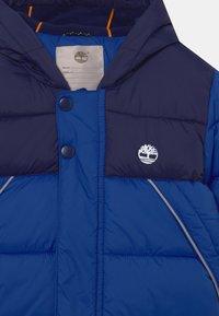 Timberland - PUFFER - Winter coat - electric blue - 3