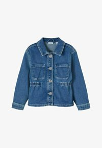 Name it - Denim jacket - medium blue denim - 0