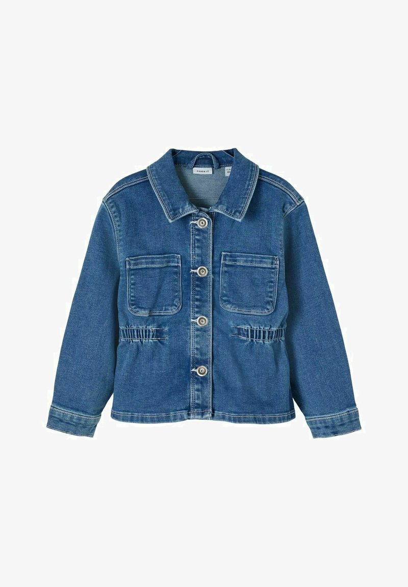 Name it - Denim jacket - medium blue denim