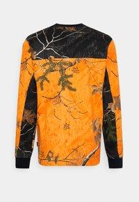 HUF - ENDO - Long sleeved top - orange - 1