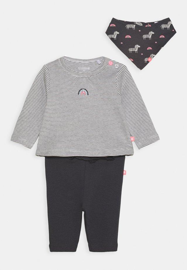 SET - Foulard - dark grey