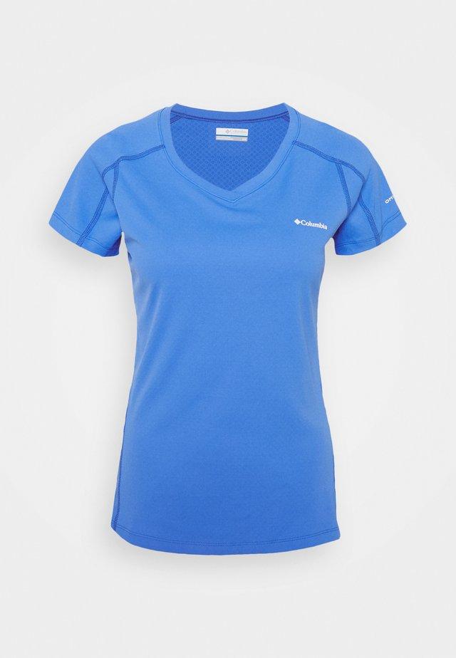 RULES SHORT SLEEVE - T-shirt basique - harbor blue