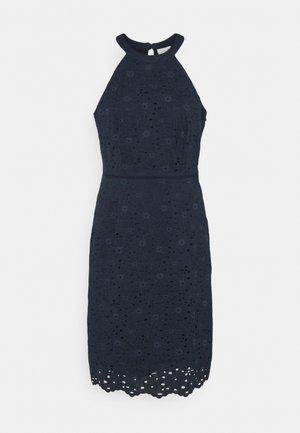 VIEMMIE HALTERNECK DRESS - Vestito elegante - navy blazer