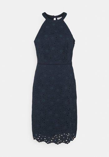 VIEMMIE HALTERNECK DRESS