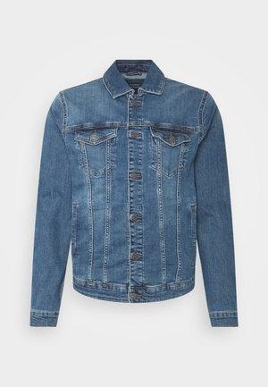 ONSCOIN LIFE TRUCKER - Denim jacket - blue denim