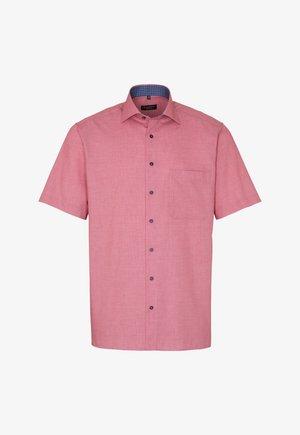 COMFORT FIT - Formal shirt - rot