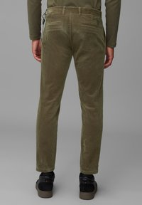 Marc O'Polo DENIM - Trousers - utility olive - 2