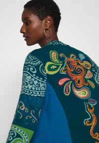 Ivko - JACKET EMBROIDERY - Cardigan - pacific - 4