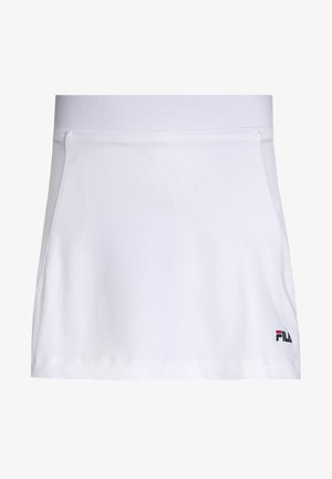 SKORT SONIA GIRLS - Sports skirt - white