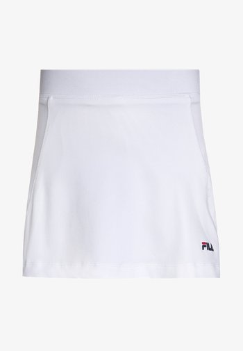 SKORT SONIA GIRLS - Sportovní sukně - white