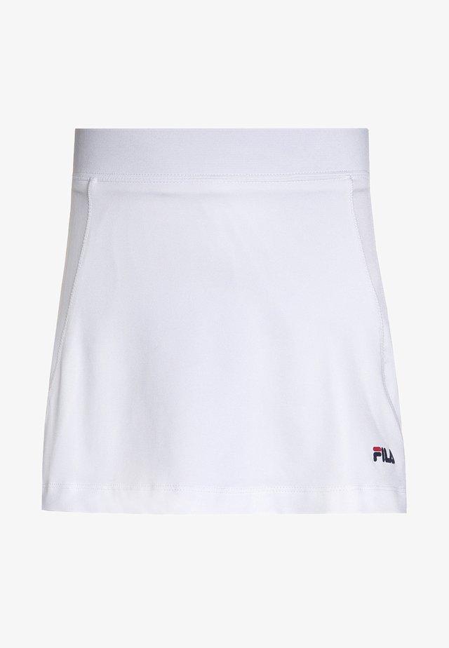 SONIA - Jupe de sport - white