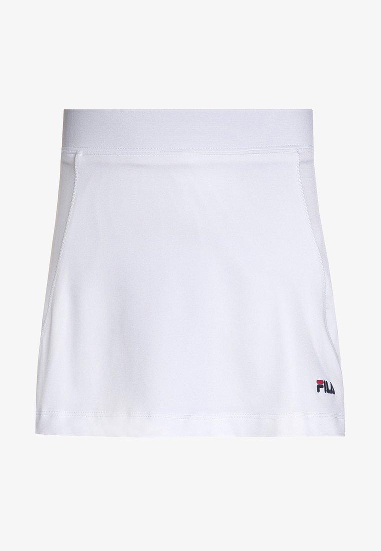 Fila - SONIA - Sports skirt - white