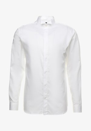 SHXONETUX SLIM FIT - Koszula - bright white