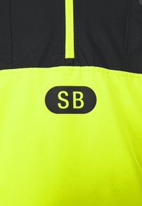Nike SB - ANORAK UNISEX - Veste coupe-vent - black/cyber/black/anthracite - 3