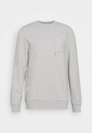 CREW NECK  - Sweatshirt - grey melsnge