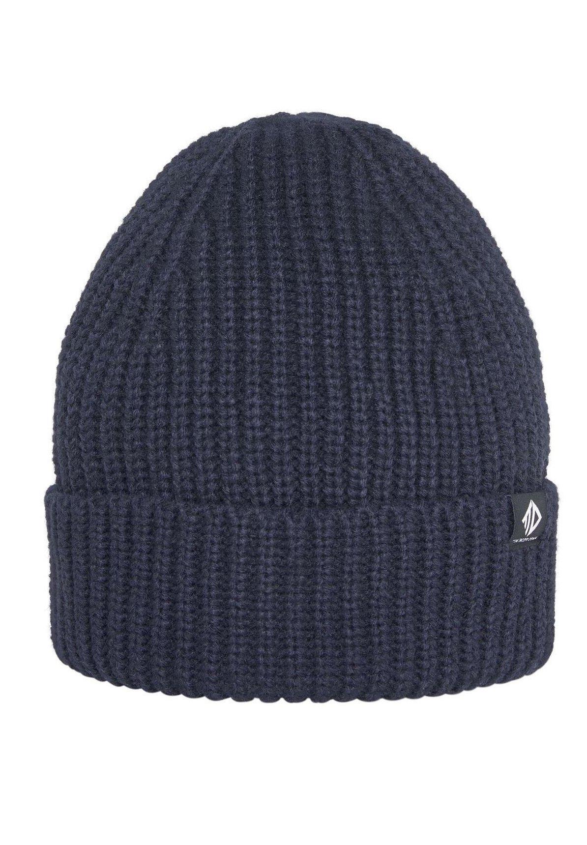 Tom Tailor Denim Mütze - Black/schwarz