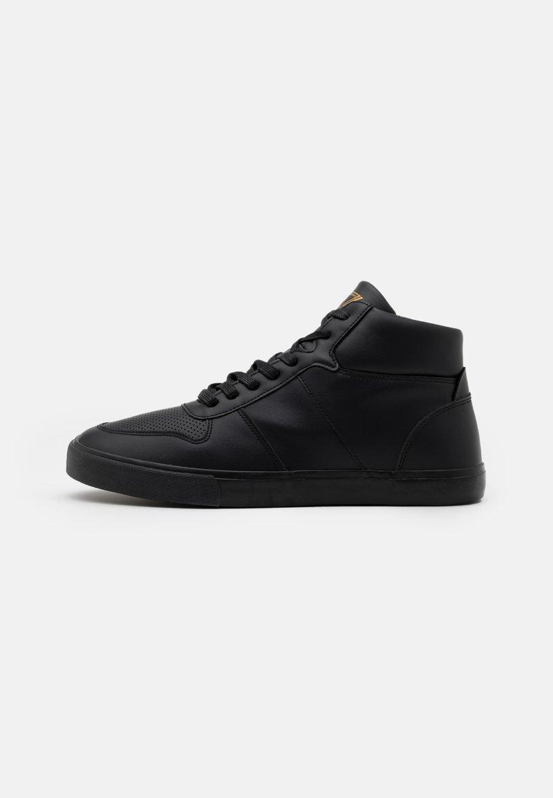 YOURTURN - UNISEX - Sneakers alte - black