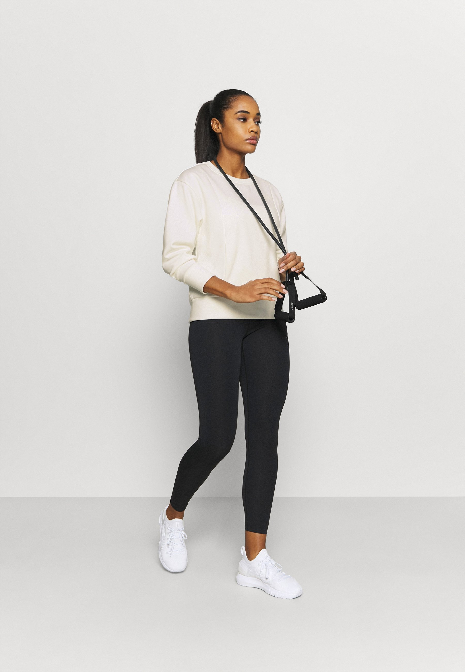 Women RELENTLESS CREW - Fleece jumper