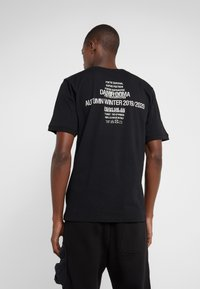Damir Doma - TIES - Print T-shirt - black - 2