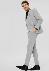 C&A - Pantaloni eleganti - light grey - 1