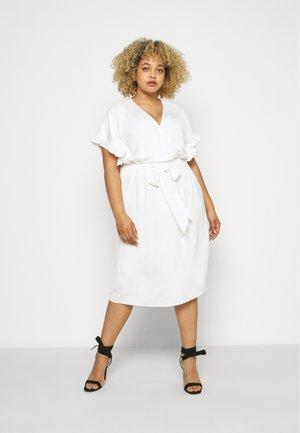 LAUREN DRESS - Vestito estivo - ivory