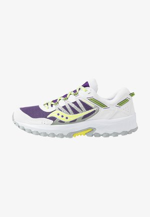 EXCURSION TR13 - Sneakersy niskie - purple/citron