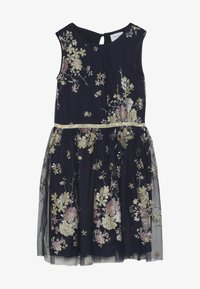 The New - ANNA NESSA DRESS - Juhlamekko - navy blazer - 3