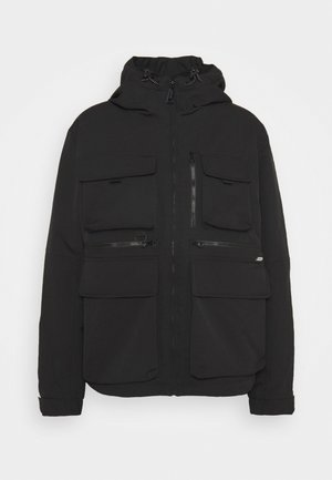 COLEWOOD JACKET - Lehká bunda - black