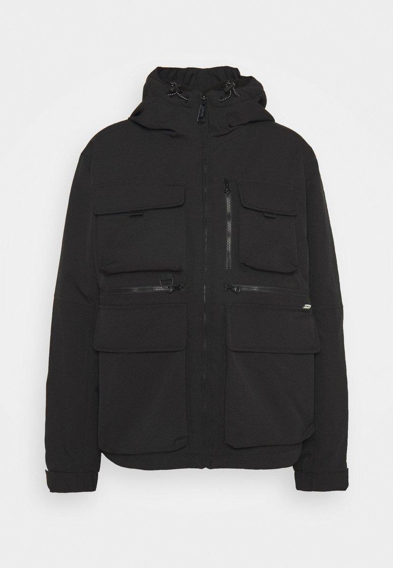 Carhartt WIP - COLEWOOD JACKET - Overgangsjakker - black