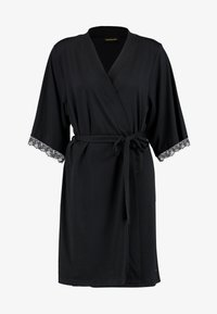 LASCANA - Dressing gown - black - 4