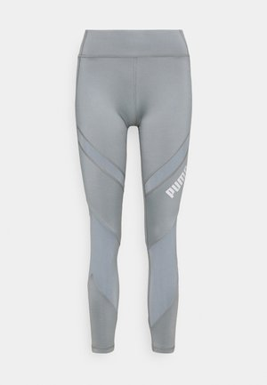 MID WAIST - Leggings - quarry