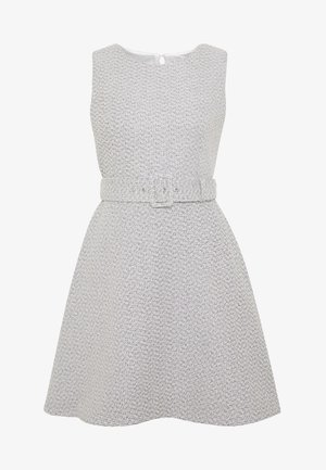 BOUCLE DRESS - Freizeitkleid - boucle