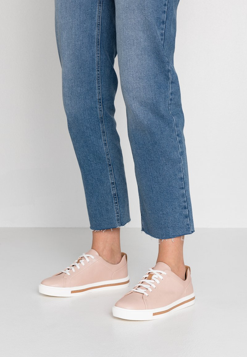 Clarks Unstructured - UN MAUI LACE - Sneakers - nude