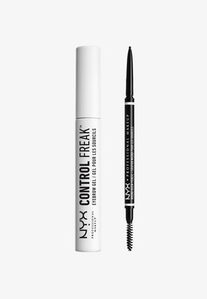MICRO BROW ESSENTIALS – MIRCRO BROW PENCIL - Makeup set - black
